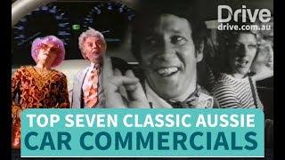Best Classic Australian Car Commercials | Drive.com.au