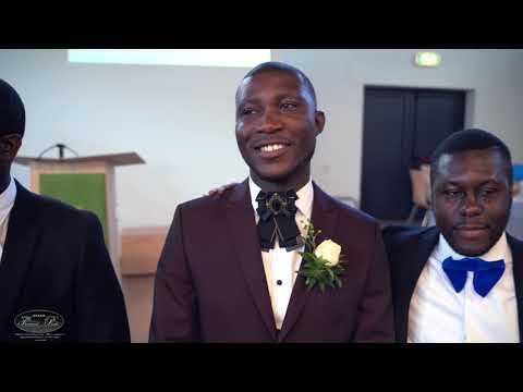 Best African + European Wedding Jenn & Divincci