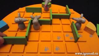 Коридор для детей. Обзор настольной игры от Игроведа.