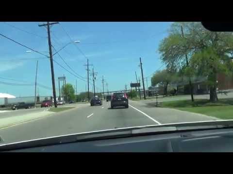 Jefferson Highway (Louisiana Hwy. 48 & U.S. Hwy. 90)