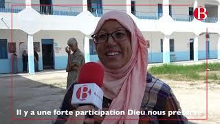 La Tunisie choisit son président..ambiance et témoignages
