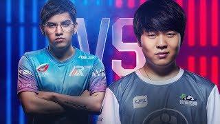 Seiya vs Rookie | 1 v 1 Tournament | 2018 All-Star Event | Day 2