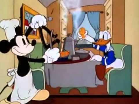Mickey Mouse Cartoons Mickey S Trailer Youtube