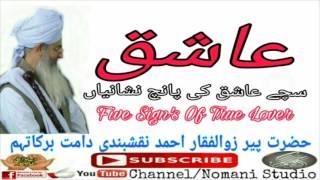 Five Signs Of True Lover By Peer Zulfiqar Ahmad N