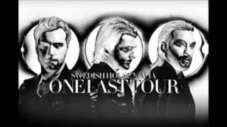 Swedish House Mafia One Last Tour Set ZiMM3R Remake