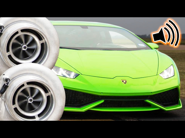 The Ultimate Twin Turbo Lamborghini Compilation 2017!