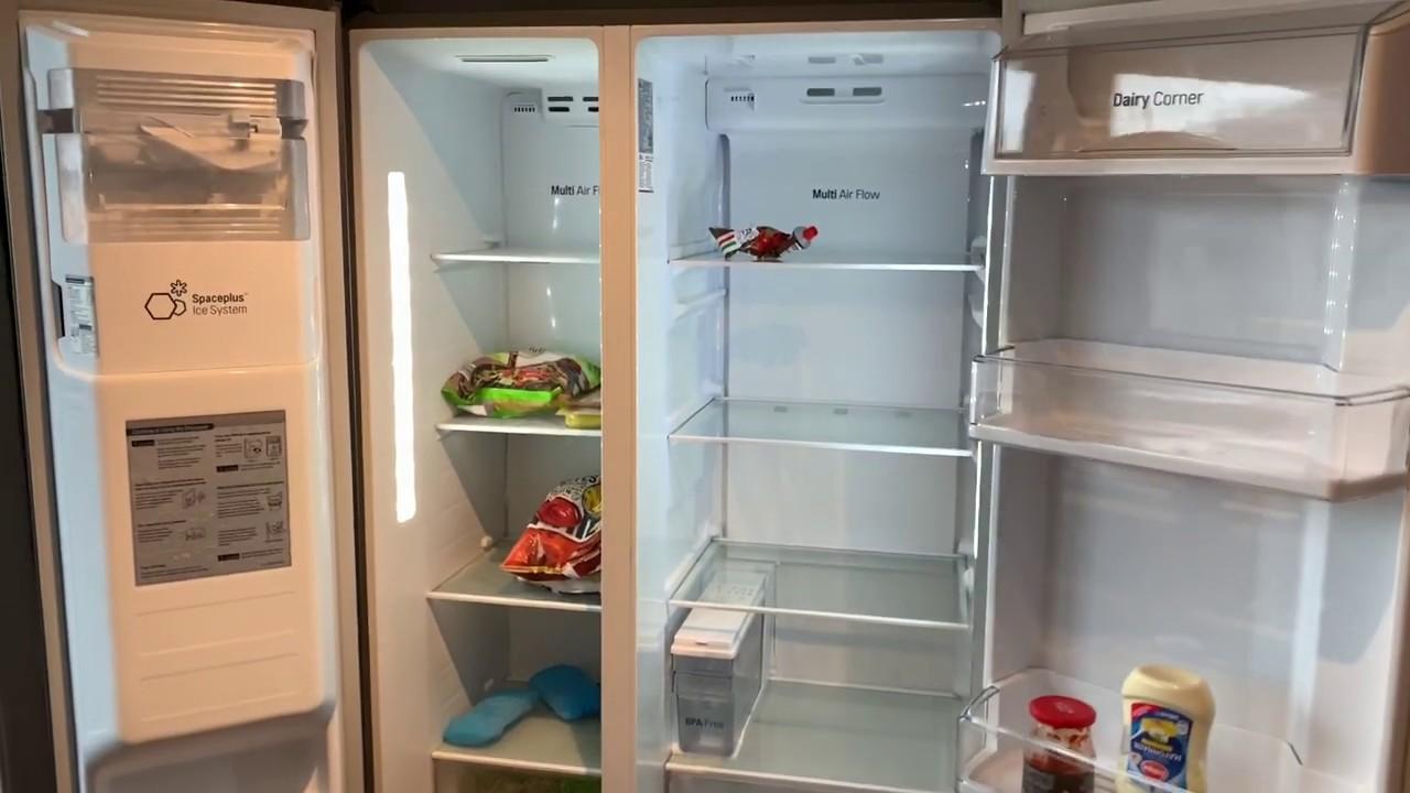 Side By Side Kühlschrank 10 Jahre Garantie : Lg gsl icez side by side kühlschrank smart diagnose kühlschrank