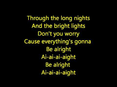 Justin Bieber- Be Alright Acoustic Lyrics HD