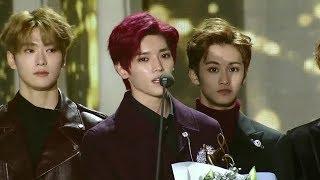 "Video NCT 127 won  ""Best Dance Performance"" - Seoul Music Awards 2018 download MP3, 3GP, MP4, WEBM, AVI, FLV Februari 2018"