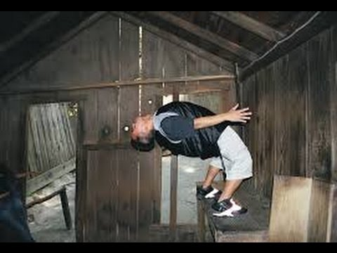 The Mystery Spot in Santa Cruz
