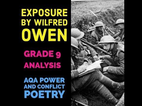 Exposure Grade 9 analysis