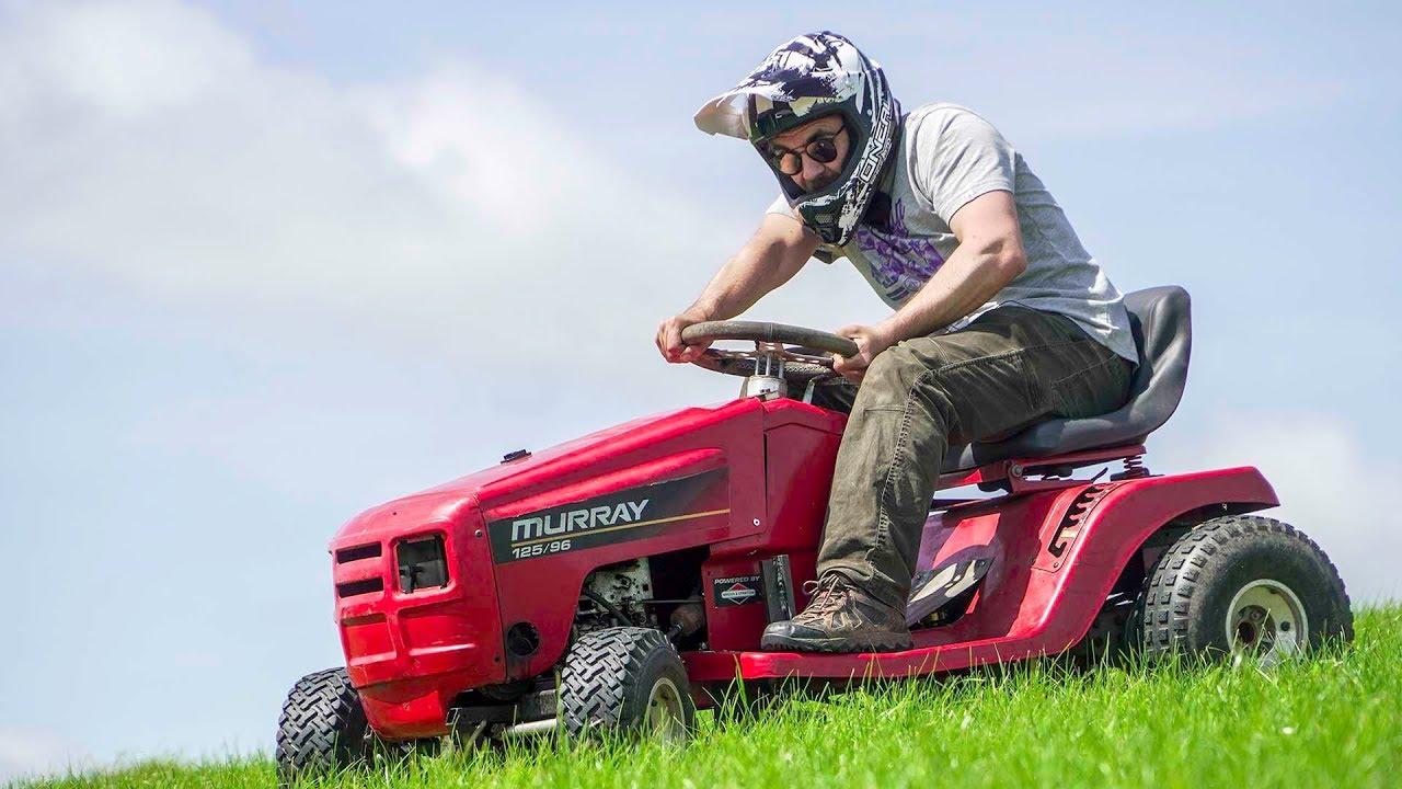 Worst Racing Lawnmower