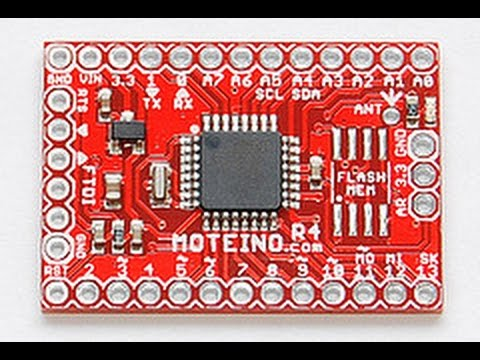 Moteino Wireless Programming