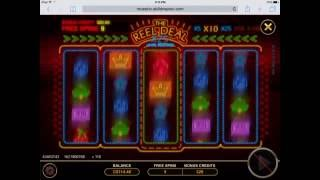 The Real Deal Slot whopping payout!!