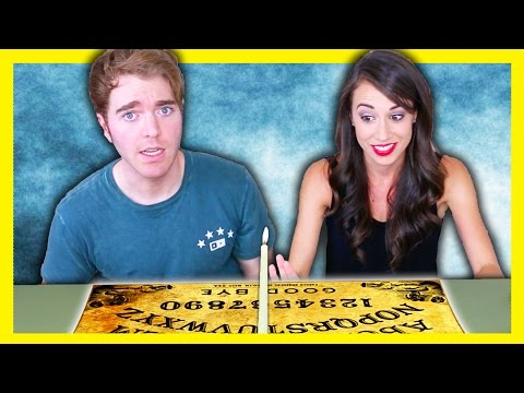 OUIJA BOARD CHALLENGE 2 (with Colleen...