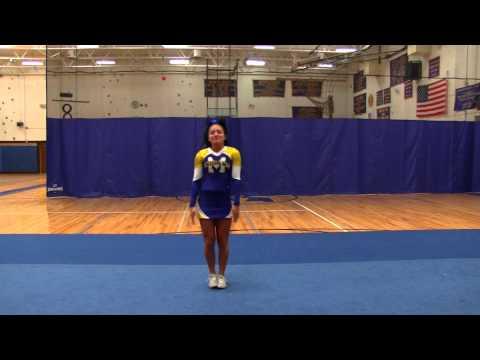 Dana Marie DeNapoli NCA Staff Tryout 2014