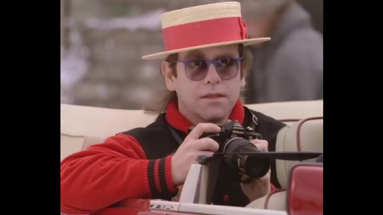 Elton John - Nikita (Remix)