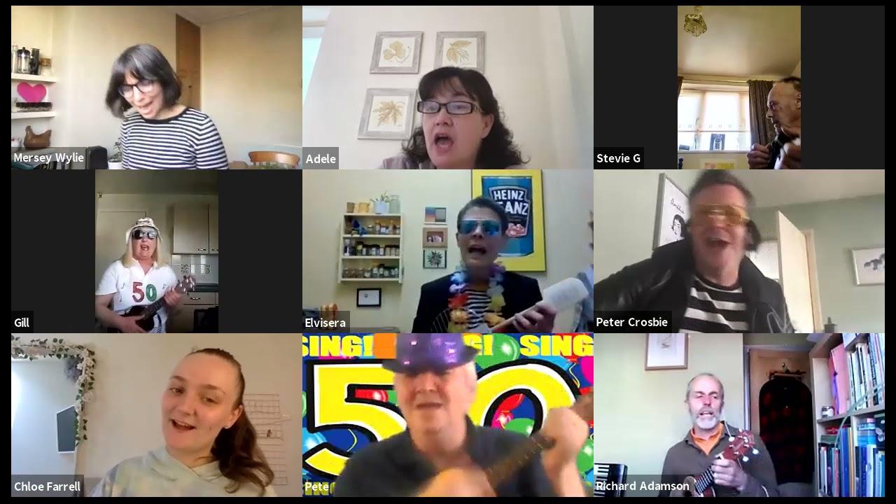 Sing Sing Sing - Hound Dog (50th Celebration)
