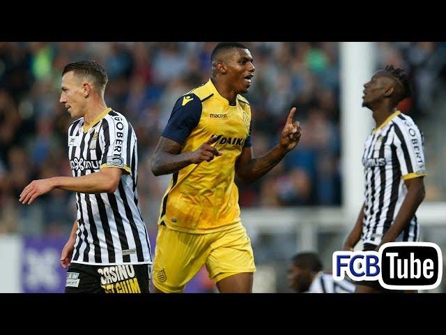2017-2018 - Jupiler Pro League - 08. SC Charleroi - Club Brugge 1-2