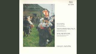 """Svensk rapsodi No. 3, Op. 48, """"Dalarapsodi"""""""