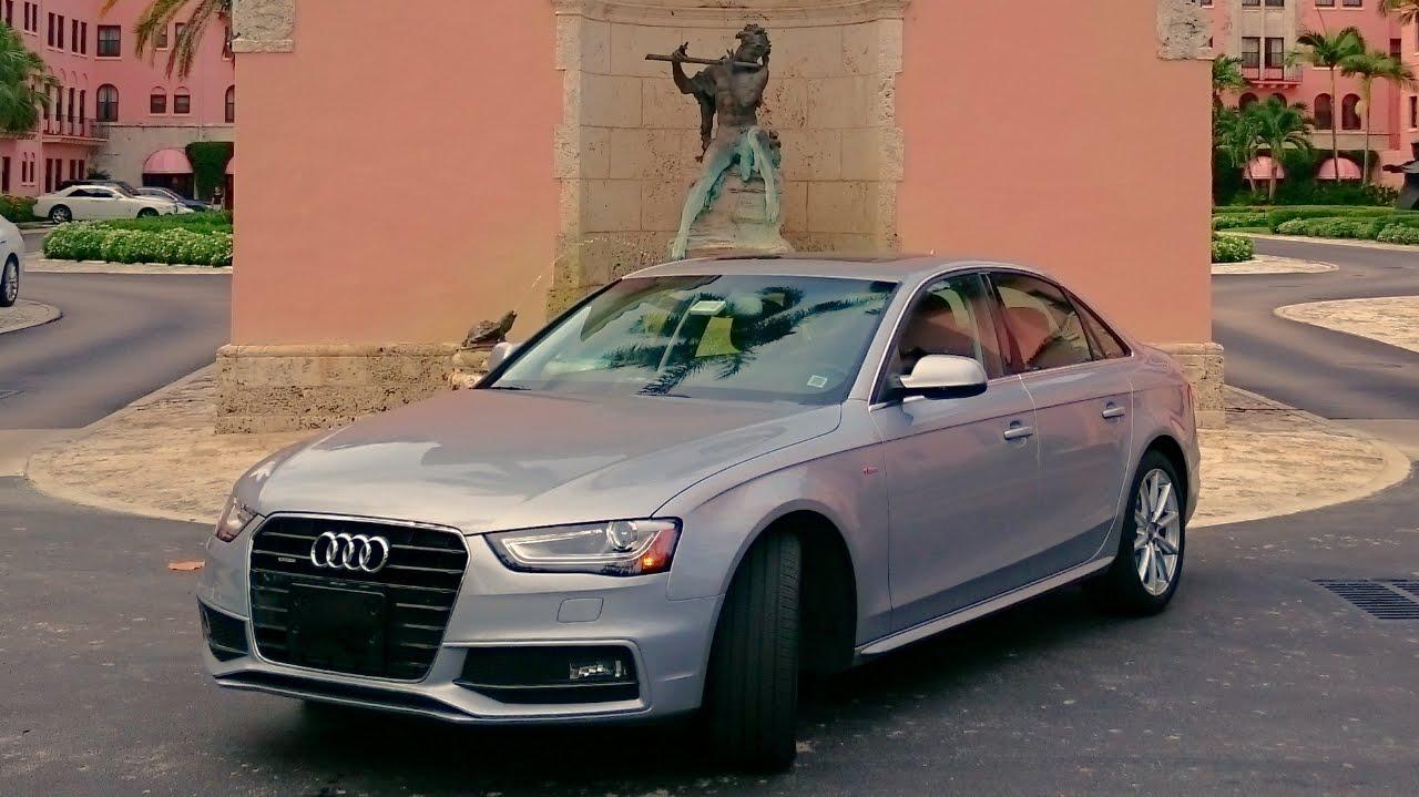 A Look At The Silvercar Car Rental Process At MIA YouTube - Audi silver car