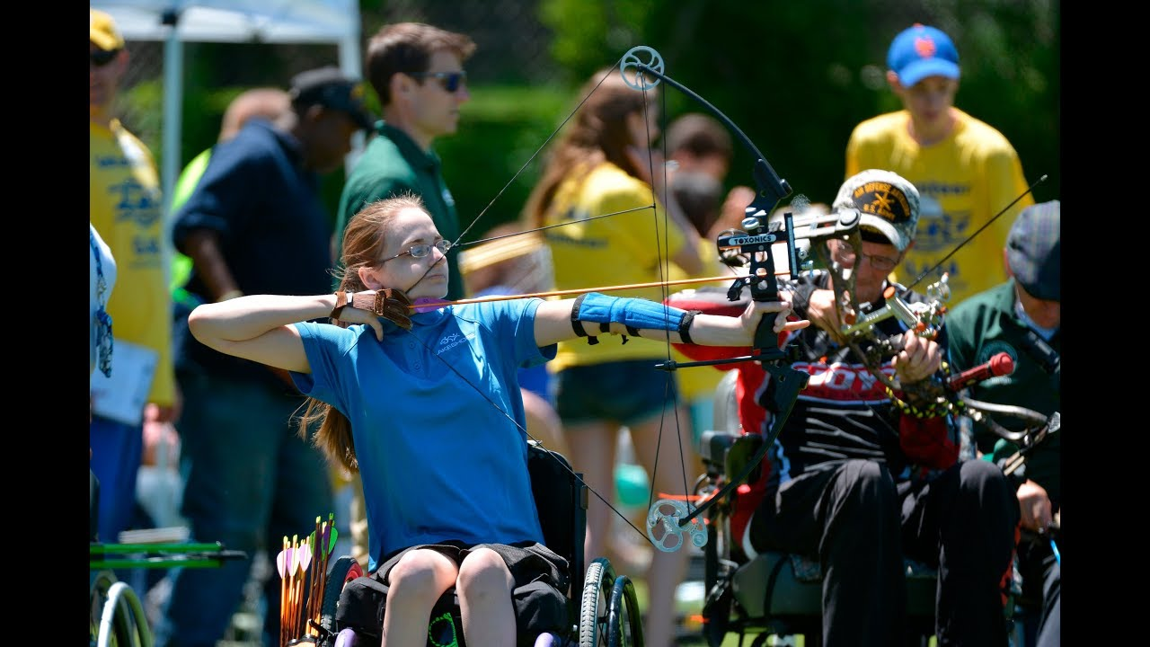 Change the way you think about disabilities forever! Adaptive sports at Disabled Sports USA