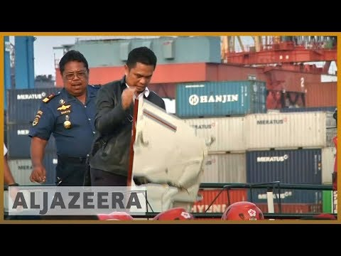 🇮🇩 Indonesia: 'No survivors' after Lion Air flight crashes into sea | Al Jazeera English