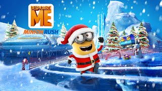 Despicable Me: Minion Rush - Holiday Trailer