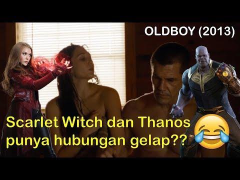 Oldboy (2013) - Remake Hollywood Oldboy Korea Dan Adegan Ranjang Elizabeth Olsen Dan Josh Brolin