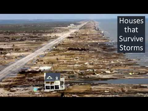 Houses that survive storms