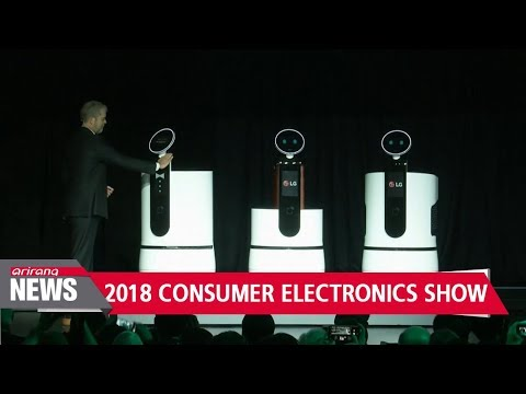 2018 Consumer Electronics Show kicks off in Las Vegas on Tuesday