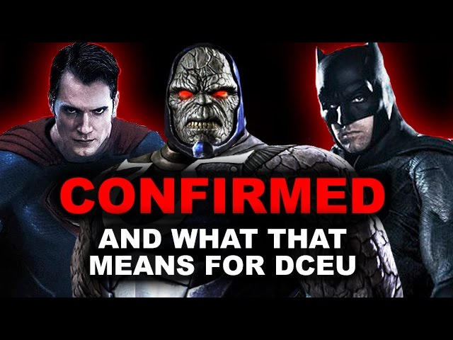 Batman v Superman Darkseid REVIEW & BREAKDOWN - Beyond The Trailer