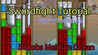 Puzzle Pirates Swordfighting Tutorial (How i Swordfight)