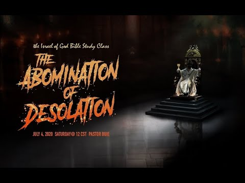 "Download IOG - ""The Abomination of Desolation"" 2020"