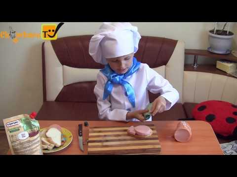 Бутерброды с колбасой - рецепты с фото на  (43