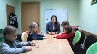 Интересный урок английского для дошкольников 4-5 лет. Профессии. English for kids 4-5.