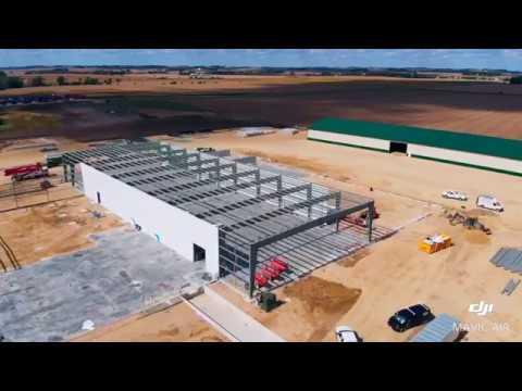 SEMA Equipment | Grand Meadow Project: Flight 11