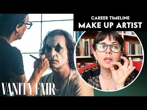 'Joker' Make-Up Artist Breaks Down Her Career | Vanity Fair