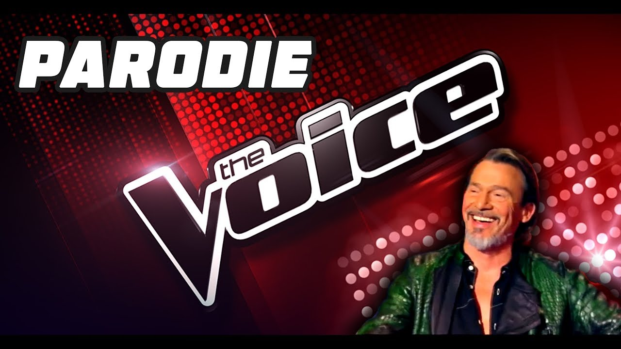 parodie the voice