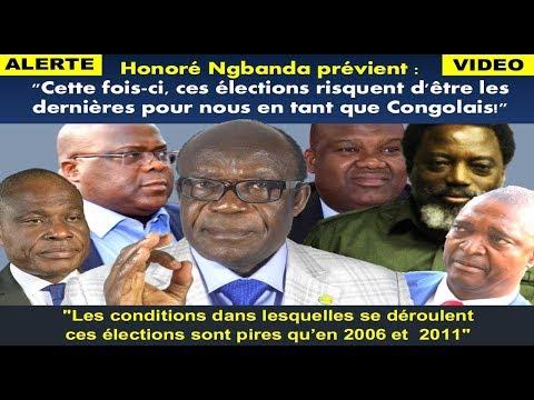 [EN DIRECT] ALERTE!!! CES ELECTIONS RISQUENT D'ETRE LES DERNIERES POUR NOUS EN TANT CONGOLAIS!!!