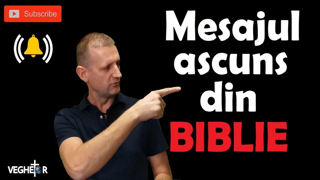 Oau, Mesajul ascunse in Biblie.
