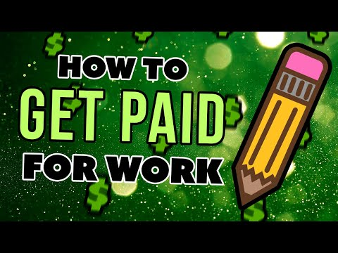 How to Always GET PAID for Your Work - Artist & Designer Advice
