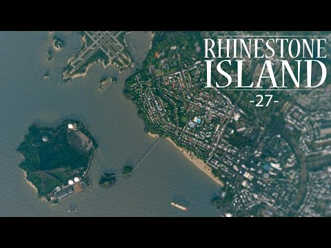 "Cities Skylines - Rhinestone Island [PART 27] ""Utility Island"""