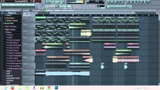 KSHMR - Dead Man's Hand FL Studio Remake [FLP]