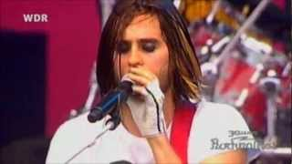 30 Seconds To Mars - Attack (Live Rock Am Ring 2007)