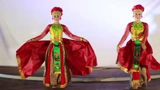 Tari Tradisional dan Kontemporer Indonesia Sparkling Surabaya