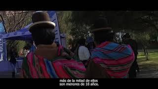 Día Mundial del Refugiado 2017 en Bolivia