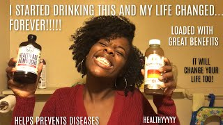 DRINK THIS AND WATCH YOUR LIFE CHANGE...FOREVER! | KOMBUCHA (VERY HONEST)