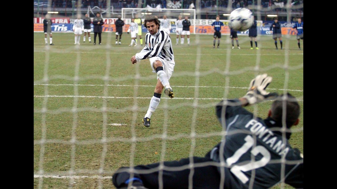 12/02/2004 - Coppa Italia - Inter-Juventus 2-2 (4-5 pens) - YouTube