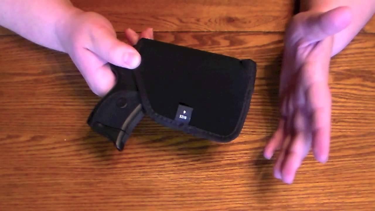 BLACKHAWK Sportster Pocket Holster for Ruger LC9